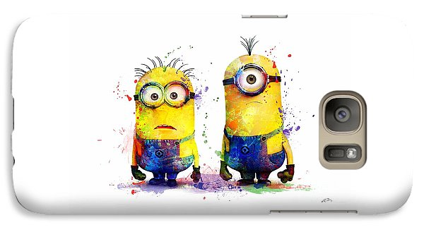 Minion Camera Case : Minion galaxy s7 cases fine art america