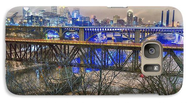 Minneapolis Bridges Galaxy S7 Case