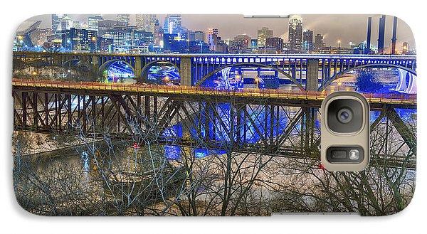 Minneapolis Bridges Galaxy S7 Case by Craig Voth