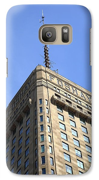 Galaxy Case featuring the photograph Minneapolis Tower 6 by Frank Romeo
