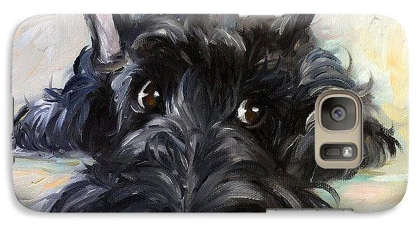 Sparrow Galaxy S7 Case - Mischief by Mary Sparrow