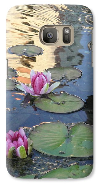 Galaxy Case featuring the photograph Mission Reflected by Carolina Liechtenstein