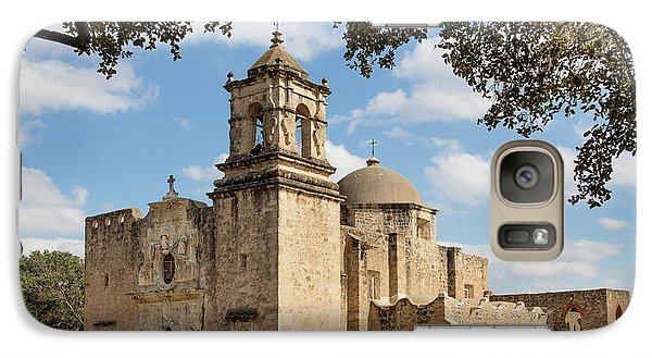 Galaxy Case featuring the photograph Mission San Jose by Mary Jo Allen