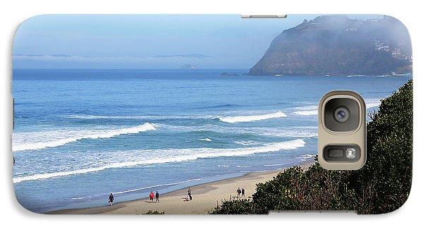 Misty Beach Morning Galaxy S7 Case