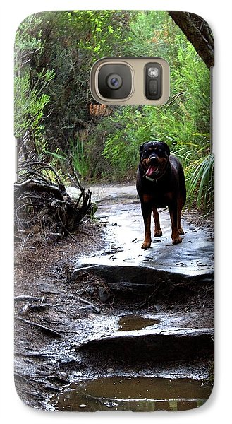 Misty I Will Always Remember Your Smile Galaxy S7 Case