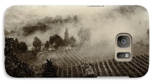 Misty Morning Galaxy S7 Case