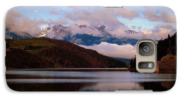 Misty Mountain Morning Galaxy S7 Case by Karen Shackles