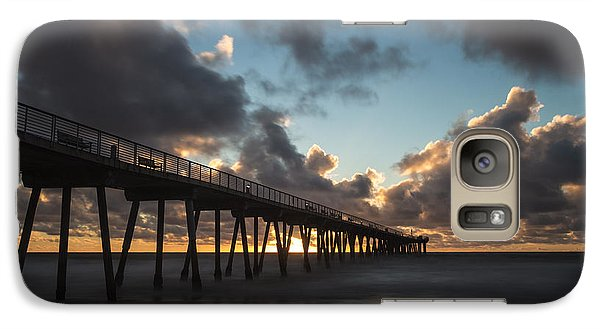 Misty Sunset Galaxy S7 Case