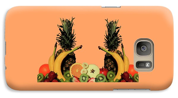 Galaxy Case featuring the photograph Mixed Fruits by Shane Bechler