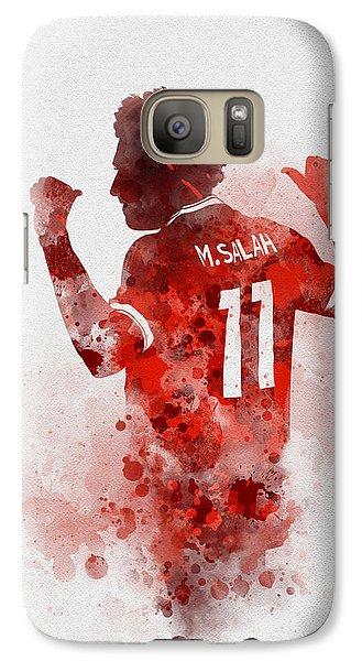 Mo Galaxy S7 Case - Mo Salah by My Inspiration