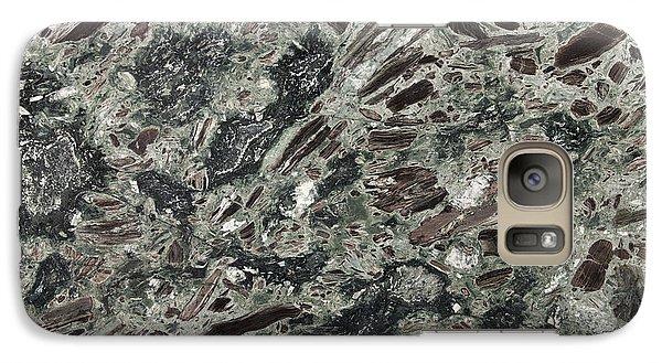 Mobkai Granite Galaxy S7 Case by Anthony Totah