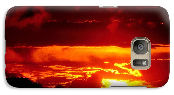 Galaxy Case featuring the photograph Moment Of Majesty by Bruce Patrick Smith