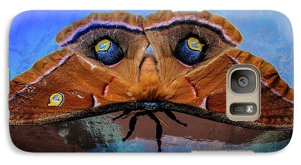 Galaxy Case featuring the photograph Moments We Cherish by Karen Wiles