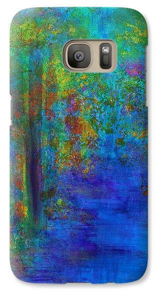 Monet Woods Galaxy S7 Case