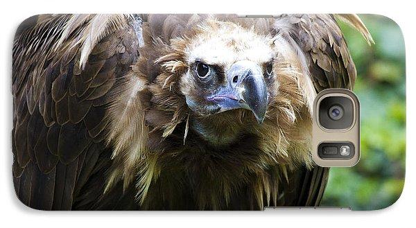 Monk Vulture 3 Galaxy Case by Heiko Koehrer-Wagner