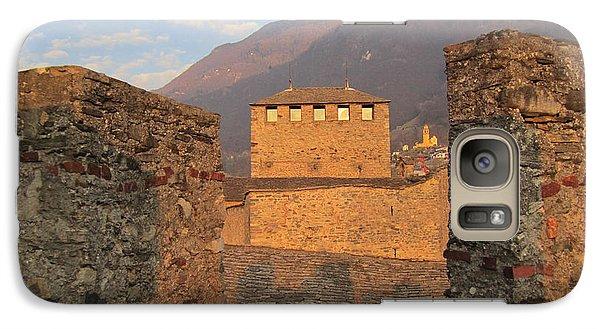 Montebello - Bellinzona, Switzerland Galaxy S7 Case