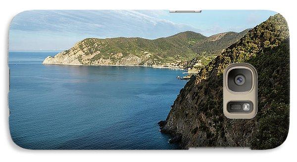 Monterosso And The Cinque Terre Coast Galaxy S7 Case