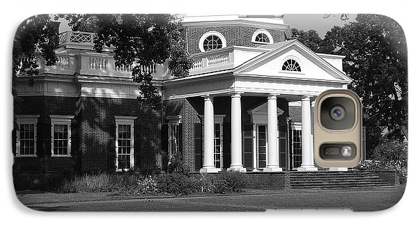 Galaxy Case featuring the photograph Monticello IIi by Eric Liller