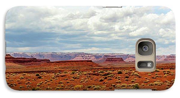 Monument Valley, Utah Galaxy S7 Case