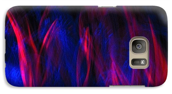 Galaxy Case featuring the photograph Moodscape 8 by Sean Griffin