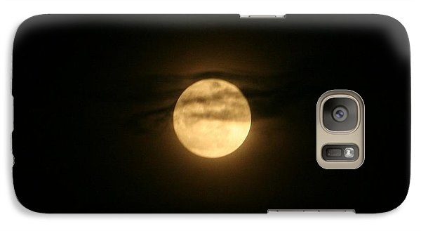Galaxy Case featuring the digital art Moon Dance by Barbara S Nickerson