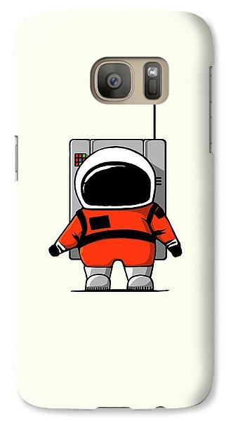 Moon Man Galaxy S7 Case