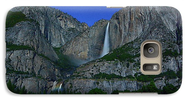 Moonbow Yosemite Falls Galaxy S7 Case