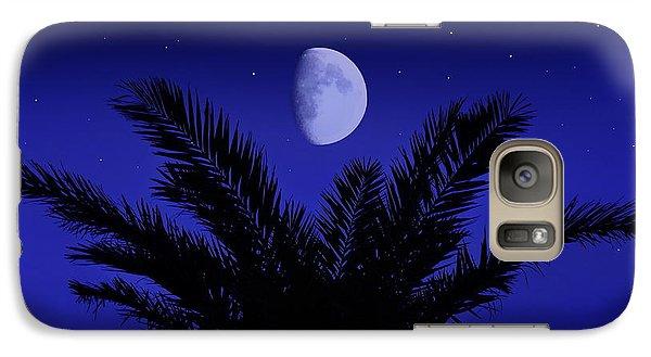 Galaxy Case featuring the photograph Nightwish by Bernd Hau