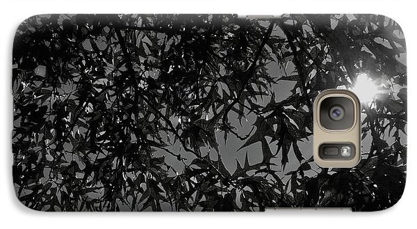 Galaxy Case featuring the photograph Moonlight by Betty Northcutt