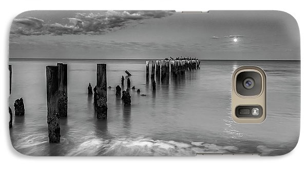 Galaxy Case featuring the photograph Moonlight Serenade by Mike Lang