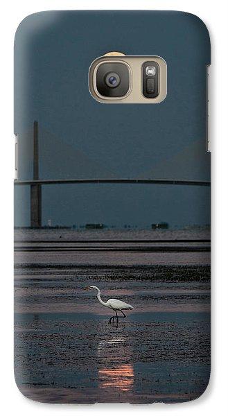 Moonlight Stroll Galaxy S7 Case