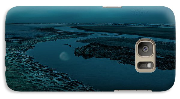 Moonscape 4 Galaxy S7 Case
