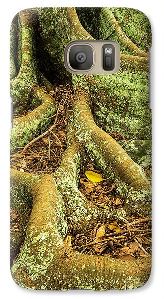 Galaxy Case featuring the photograph Moreton Bay Fig by Werner Padarin