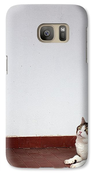 Galaxy Case featuring the photograph Morfeas by Laura Melis
