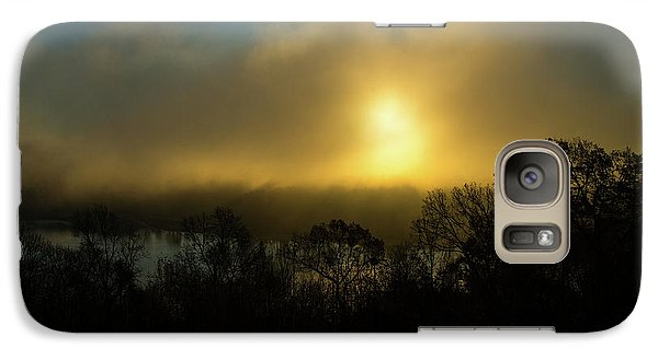 Galaxy Case featuring the photograph Morning Arrives by Karol Livote