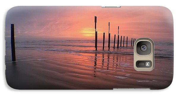 Galaxy Case featuring the photograph Morning Bliss by Sharon Jones
