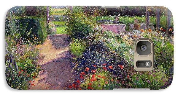Morning Break In The Garden Galaxy S7 Case