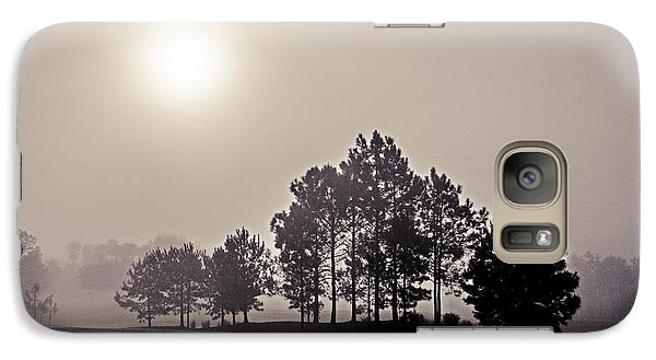 Galaxy Case featuring the photograph Morning Calm by Annette Berglund