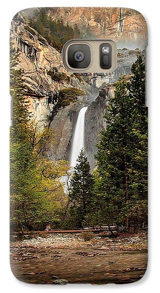 Yosemite National Park Galaxy S7 Case - Morning Delight by Az Jackson