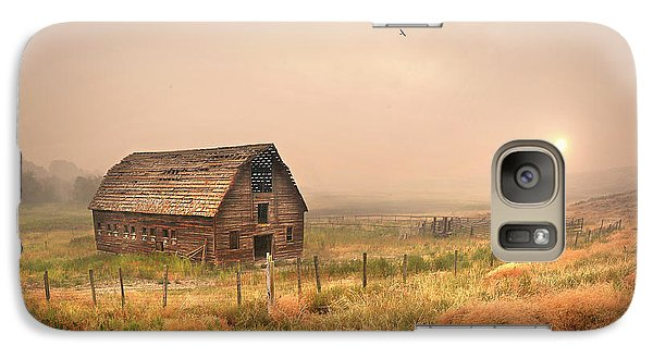 Galaxy Case featuring the photograph Morning Flight by John Poon