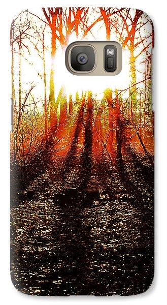 Morning Glow Galaxy S7 Case