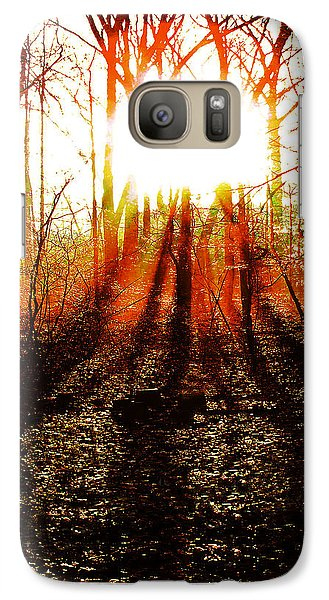 Morning Glow Galaxy S7 Case