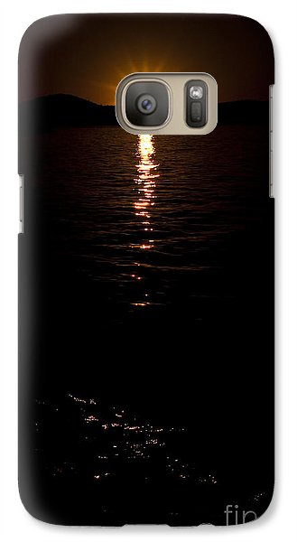 Galaxy Case featuring the photograph Morning Has Broken by Tamyra Ayles
