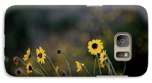 Galaxy Case featuring the photograph Morning Light by Kelly Wade