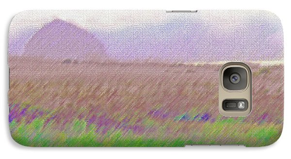 Galaxy Case featuring the photograph Morning Magic by Walter Fahmy