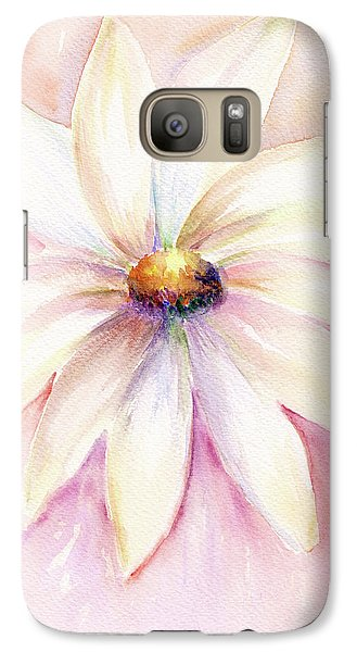 Galaxy Case featuring the painting Morning Mist by Elizabeth Lock