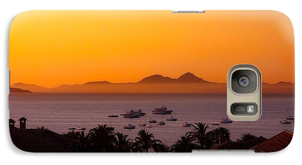 Galaxy Case featuring the photograph Morning Mist by Scott Carruthers