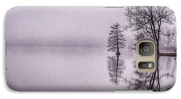 Galaxy Case featuring the photograph Morning Reflections by Sumoflam Photography