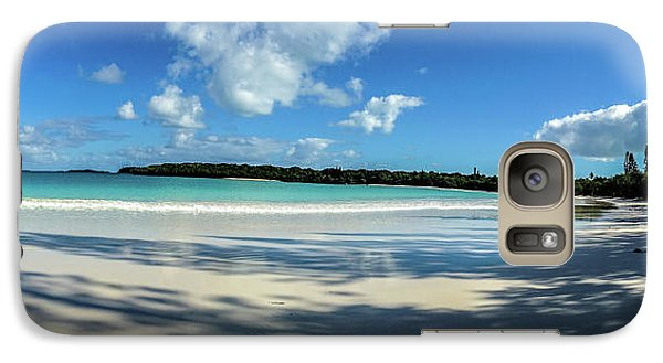 Morning Shadows Ile Des Pins Galaxy S7 Case