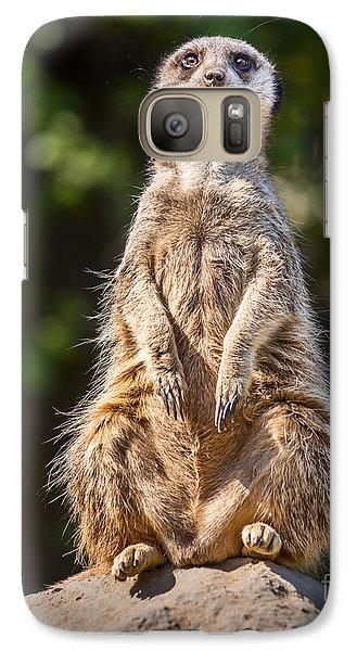 Morning Sun Galaxy S7 Case